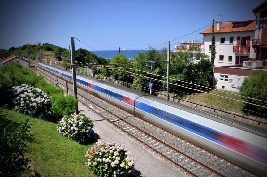 La ligne Guethary / St Jean de Luz aura bien sa LGV!