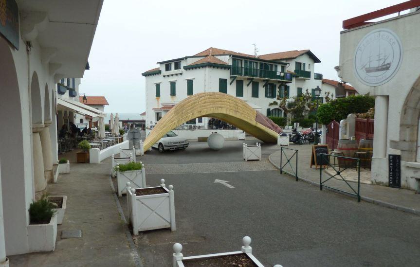 La commune de Saint-Pée ouvre le bal du centenaire de l'Olharroa !